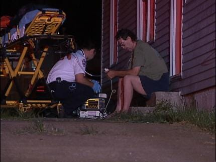 Electricity Cause Of Overnight Tulsa Apartment Fire