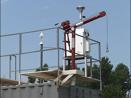 Ozone Alert Day Three For Tulsa