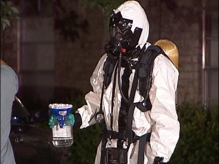 Tulsa Meth Lab Busts Net Six Arrests