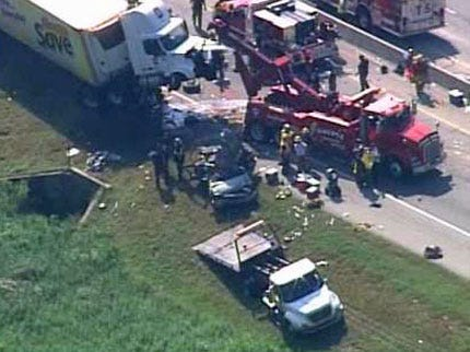 Deadly Turnpike Crash Leaves Many Dealing With Grief