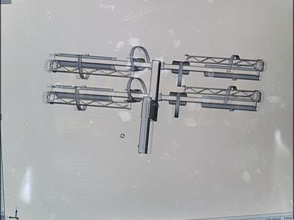 Broken Arrow Man Designs Bike Rack