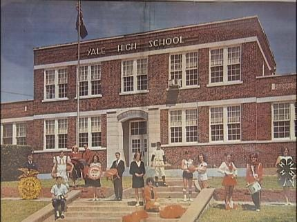 Some Yale Residents Want To Save Old School