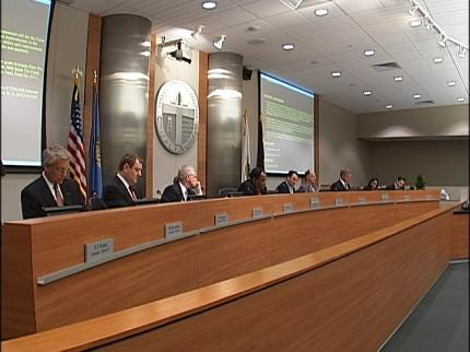 City Council Votes On Assessment Roll