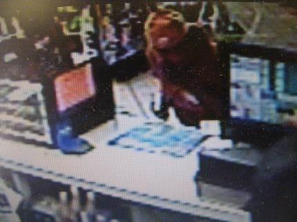 Okmulgee Robbery Suspect Sought