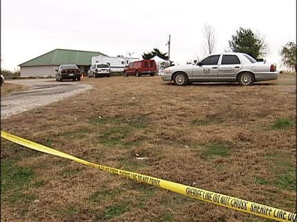 A Number Of Rural Oklahoma Murders Unsolved