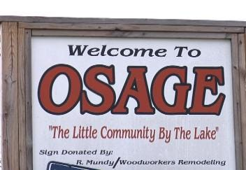 Osage Mourns Loss of Lake Park
