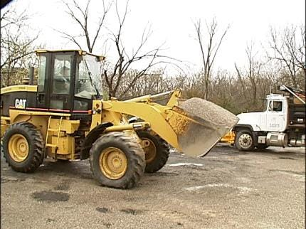 Osage County Prepares For Winter Storm