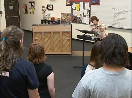 Bixby Choir Working To Get To Carnegie Hall