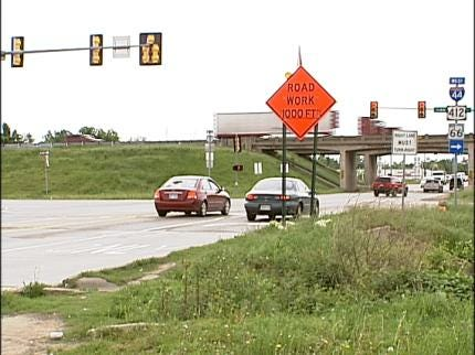 Work On I-44 At Catoosa Set To Begin