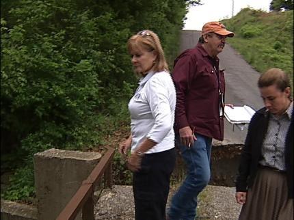 FEMA Agents Assess Mayes County Damage