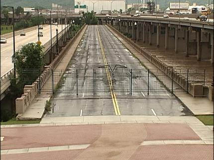 Historic Tulsa Bridge To Remain Closed