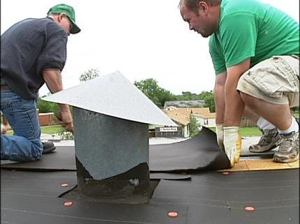 Roofers Help With Bartlesville Repairs