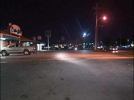 Man Sought In Tulsa Robbery