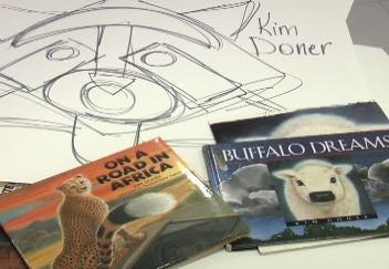 Artist, Author Inspires Skiatook Students