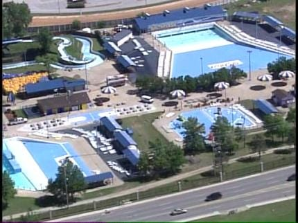 Inspectors Check Out Tulsa's Big Splash Water Park