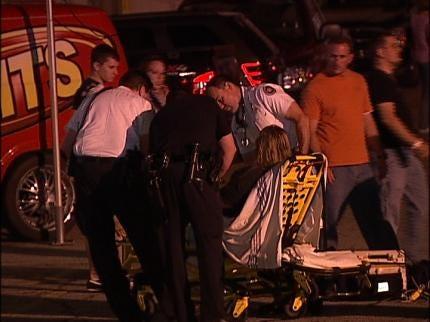 Arrest Prompts Fight At Tulsa Bar