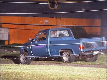Tulsa Driver Crashes Into High-Voltage Power Pole
