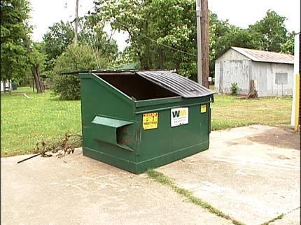 Baby Found Alive In Sapulpa Dumpster