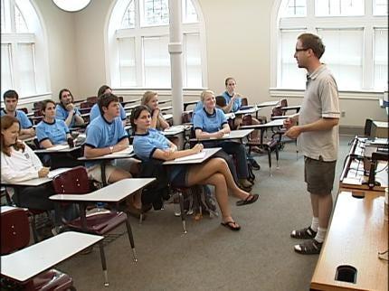 North Carolina Students Study Cherokee Culture