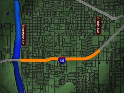 Question Raised About I-44 Widening
