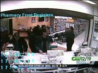 Pharmacy Robberies Increasing In Tulsa Area