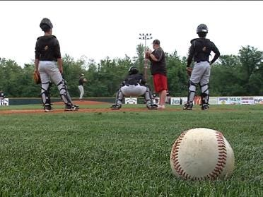 Union Baseball Prepares For Playoffs