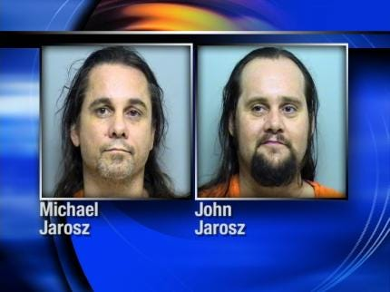 Officers Recover After Inhaling Meth Lab Fumes