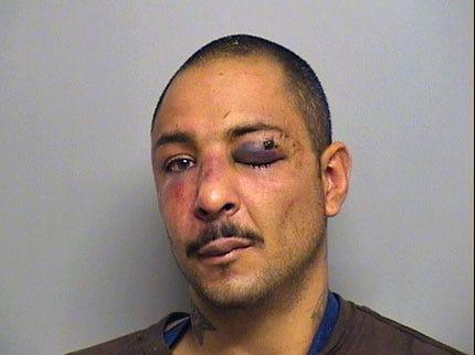 Tulsa Robbery Suspects Taken To Jail