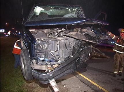 Alcohol A Factor In Sand Springs Wreck