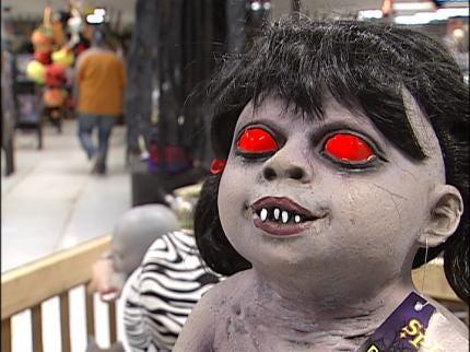 Halloween Season Scary For Oklahoma Retailers