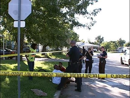 Two Tulsa Teens Arrested In Fatal Shooting From Last Friday