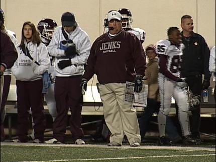 OSSAA Board Imposes Stronger Suspension For Jenks Football Coach