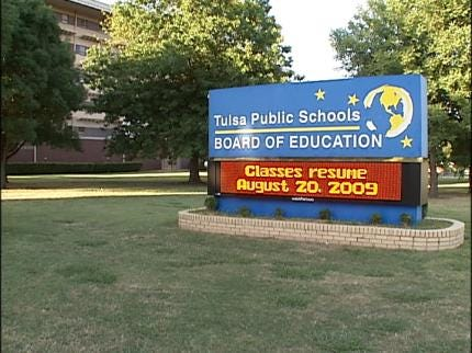 Tulsa Public Schools Says Grant Will Increase Safety