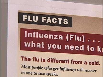 OU-Tulsa To Hold Flu Facts Forum