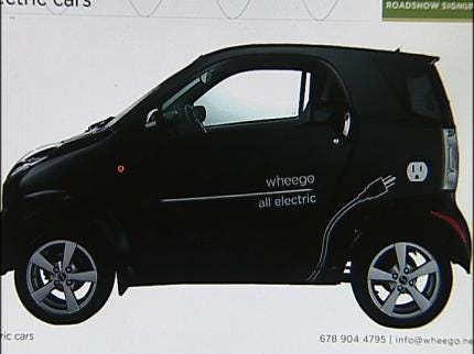Tax Commission Changes Credit For Electric Cars