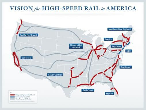 Stimulus Creates Hope For High-Speed Rail In Oklahoma