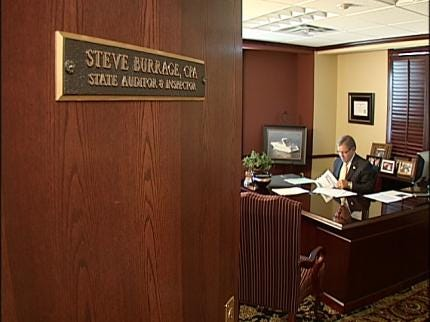 Oklahoma's Stimulus Watchdog - Keeping Track of Every Penny