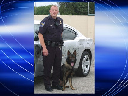 Bartlesville Police Say Their Drug Dog Was Poisoned