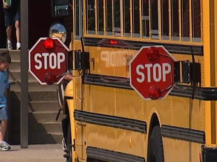 Owasso Student Passes Out From Heat On School Bus; Driver Doesn't Notice
