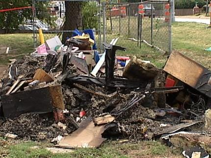 Investigators: Former Owner May Be Target Of Weekend Tulsa Daycare Arsons