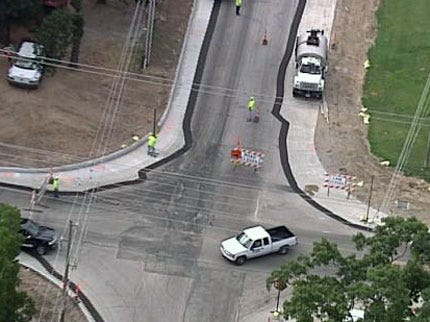 Intersection On Tulsa-Bixby Border To Be Closed For Resurfacing