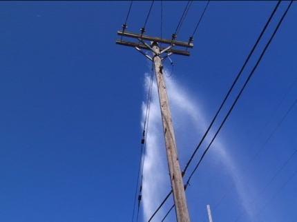Heat Causing Tulsa Water Lines To Break