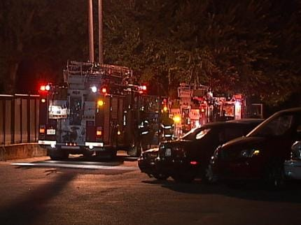 Mattress Fire Damages Tulsa Apartment Early Friday