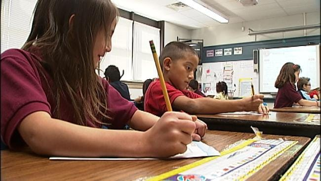 New Contract Promises Job Security For Several Tulsa Teachers