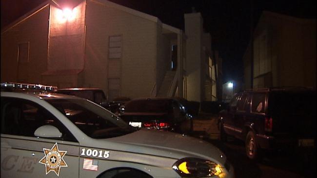 Tulsa Apartment Resident Uses Shotgun To Scare Robber Away