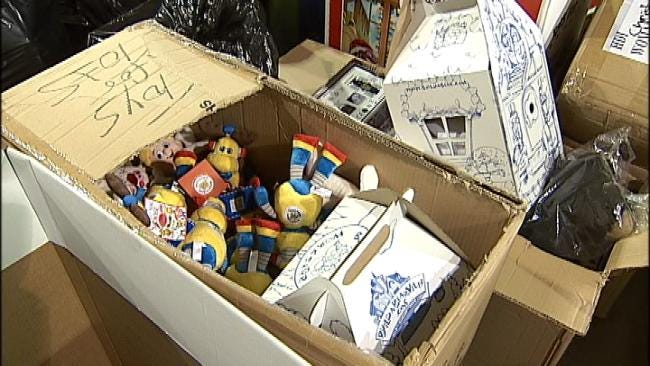 Green Country Toys For Tots Running Out Of Toys