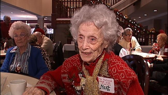 Tulsa Woman Celebrates 110th Birthday
