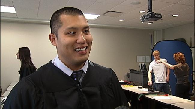 Physician Assistant Graduates To Help Change Medical Care In Oklahoma