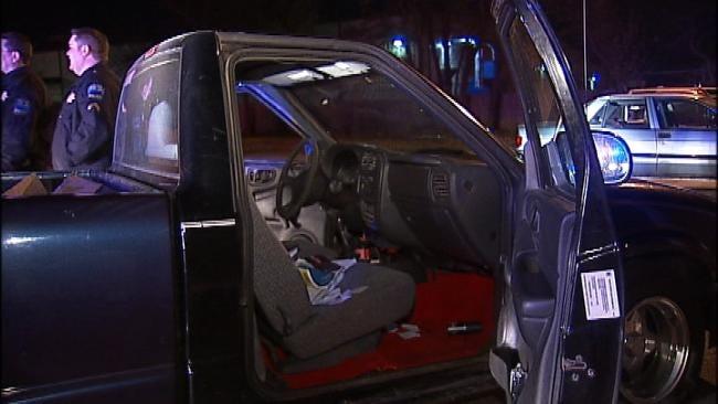 Tulsa Police Chase Lands Inola Man In Jail