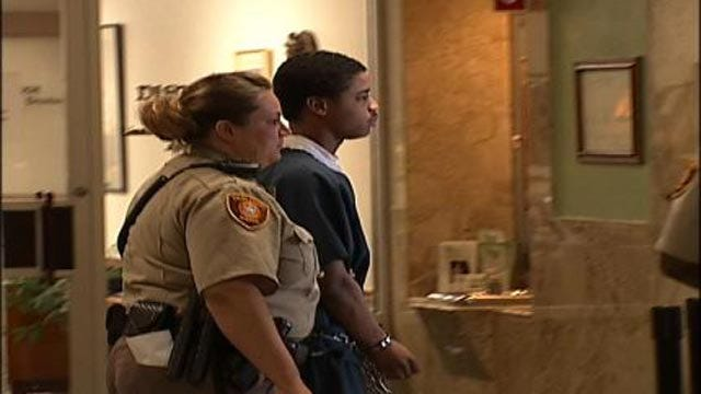 Victim's Mother Leaves Courtroom In Tears During Tulsa Teen's Murder Trial